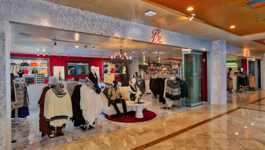 Shopping at our Las Vegas Hotel and Casino | Blyss Accessories