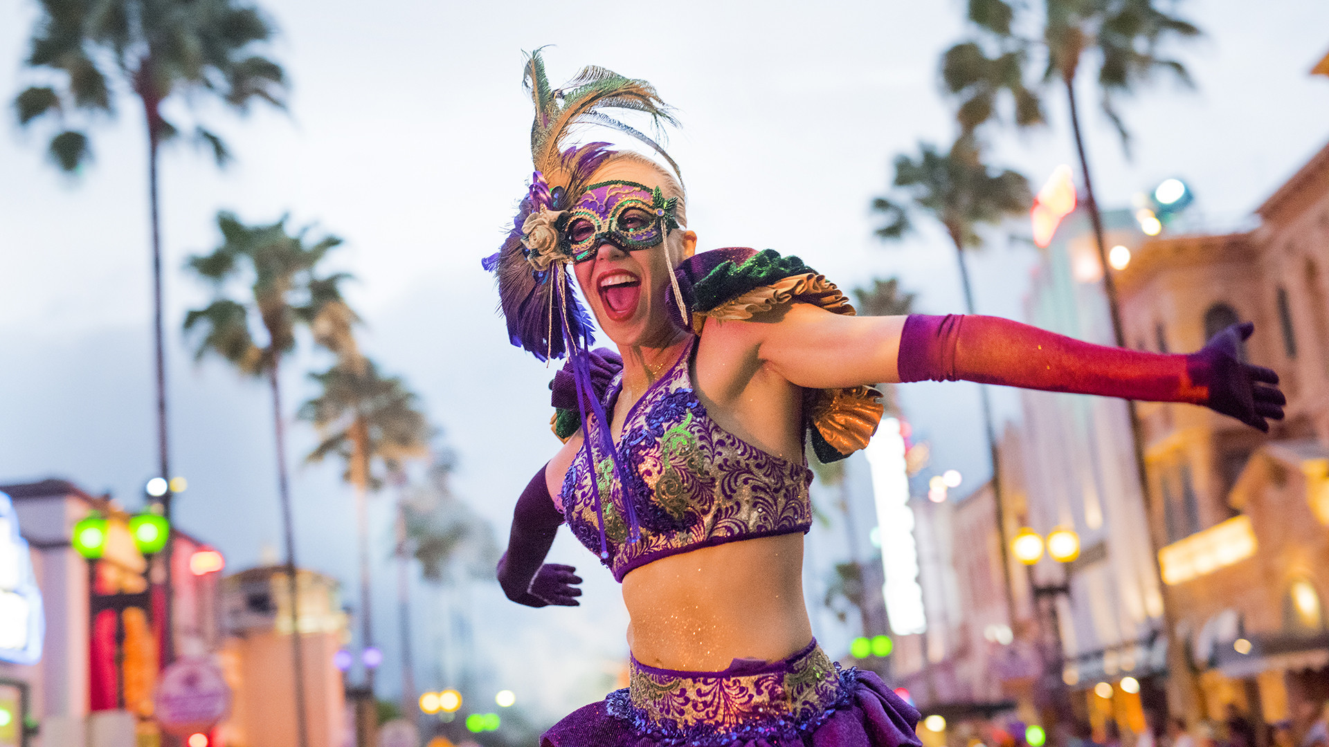 It's Florida's Biggest Party – Universal Orlando's Mardi Gras