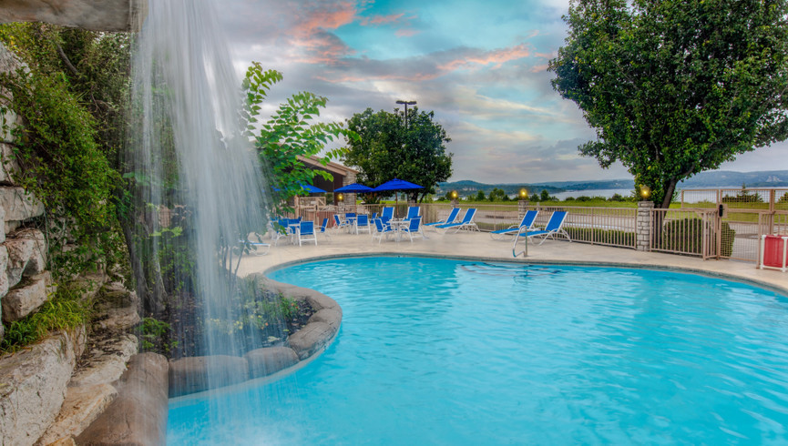 Pools at our family resorts in Missouri | Westgate Branson Lakes Resort | Westgate Resorts