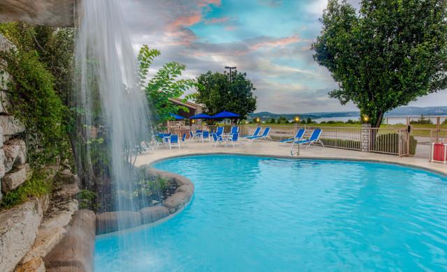 Pool at Westgate Branson Lakes Resort