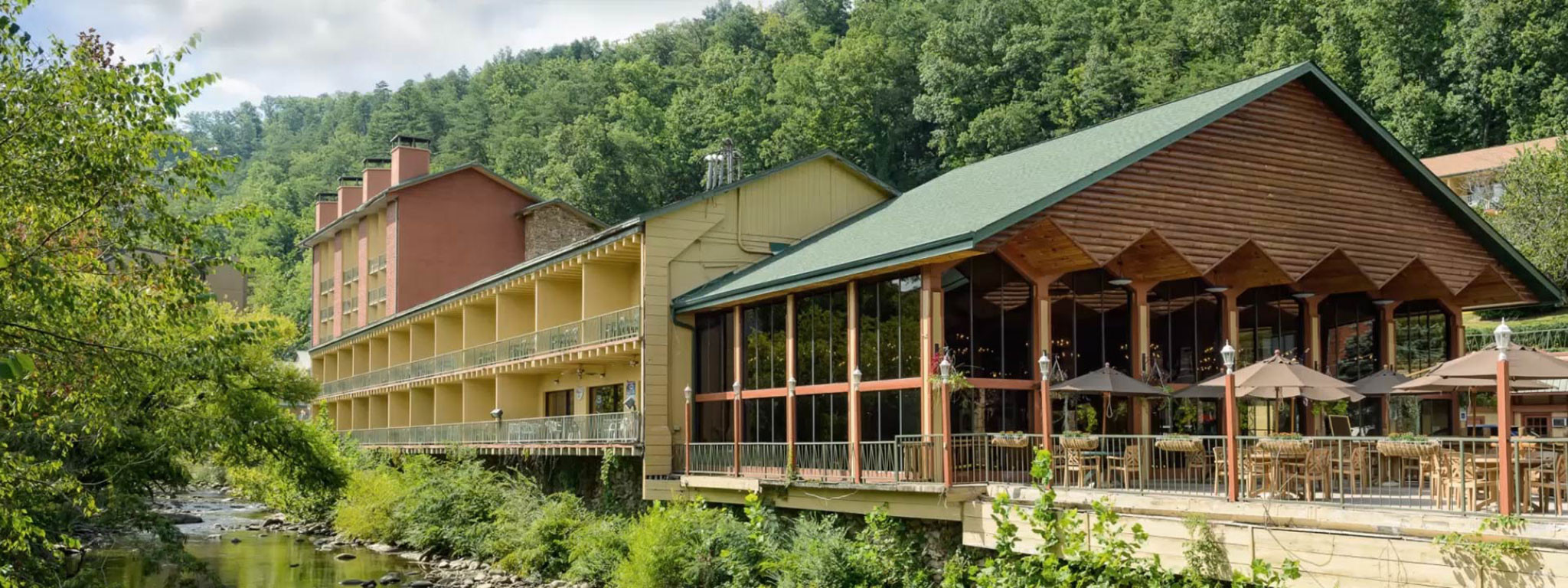 Hotels Near Gatlinburg Convention Center | River Terrace ... on