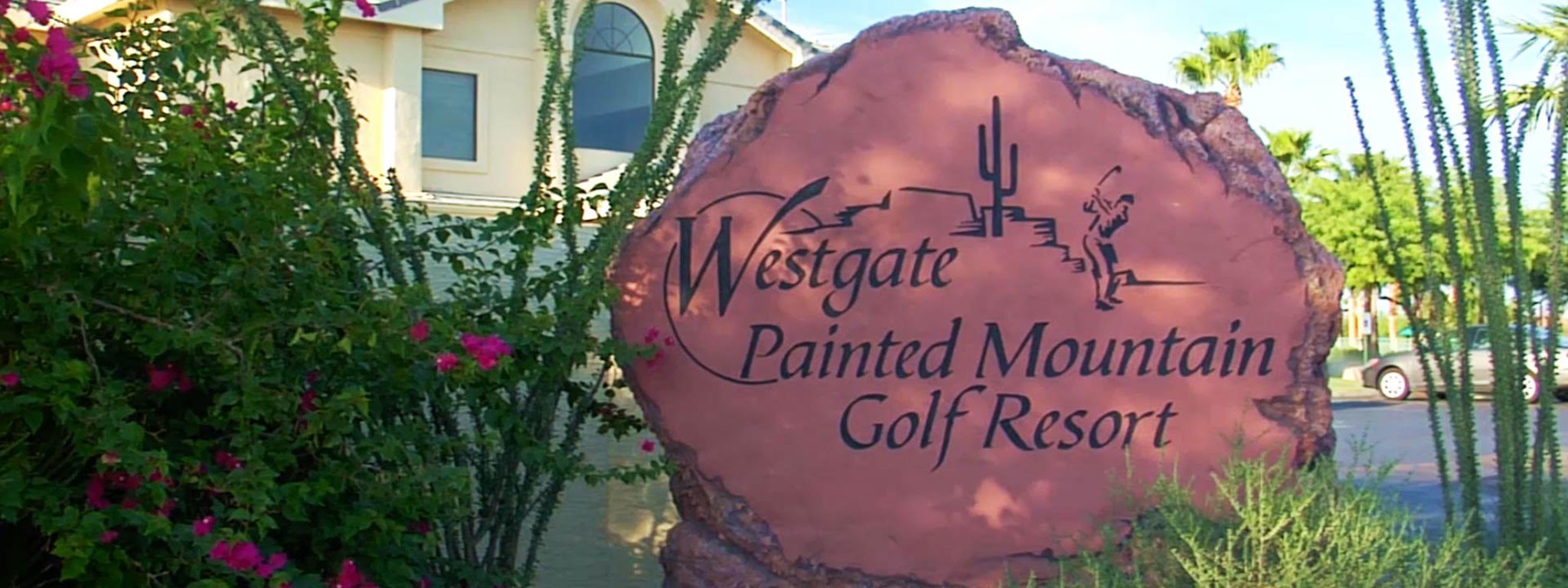 Located in Mesa, Arizona - just outside of Phoenix - Westgate Painted Mountain Golf Resort provides guests all the comforts of a fully furnished home, all within minutes of area attractions, restaurants and a championship golf course at the best Arizona golf resort Mesa has to offer.