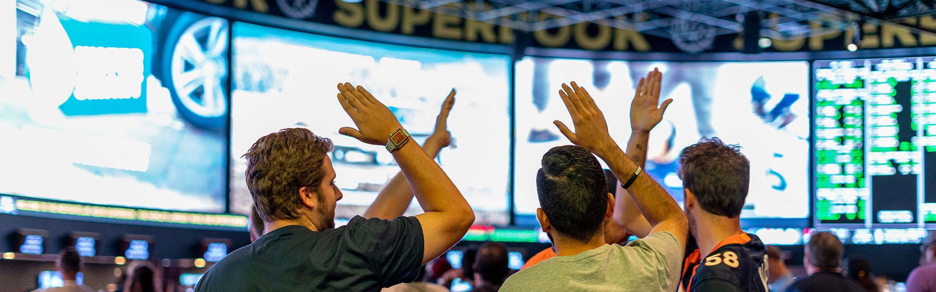 Inside our Sports Superbook | Menu For The Race & SportsBook (Superbook) | Westgate Las Vegas Resort & Casino