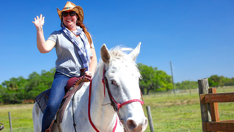 Horseback Riding At A Dude Ranch | Planner Perks: The 10 Best Team Meeting Activities for Small Groups | Meeting Planner Tips | Westgate Groups & Meetings