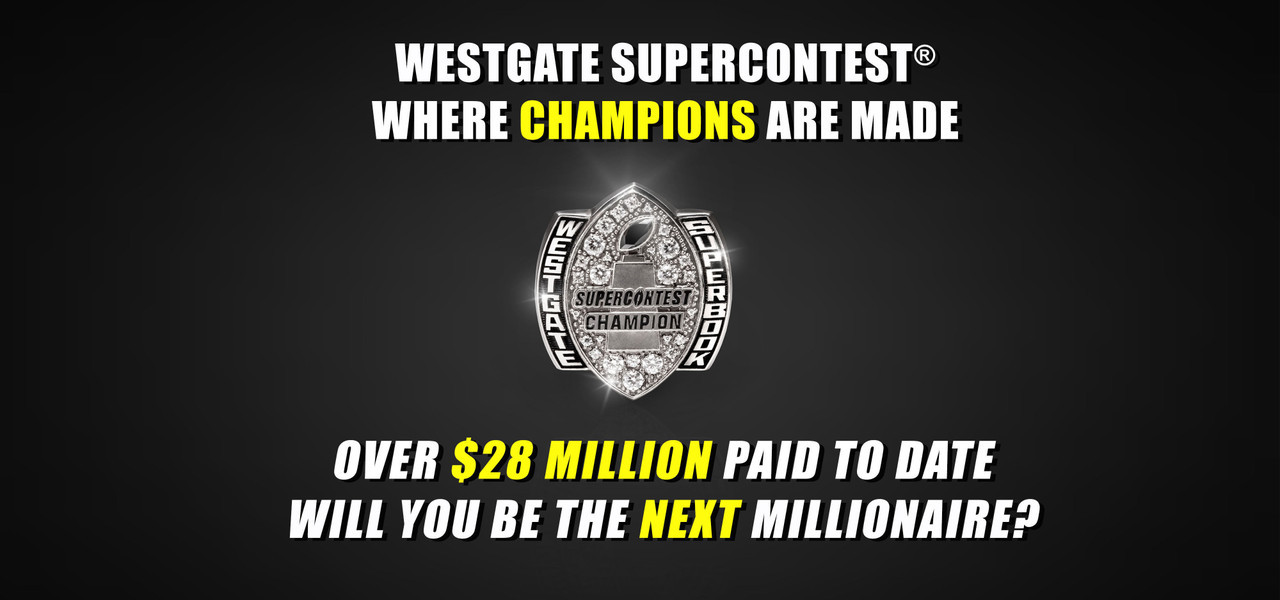 SuperContest at our Las Vegas Hotel and Casino | SuperContest Champion