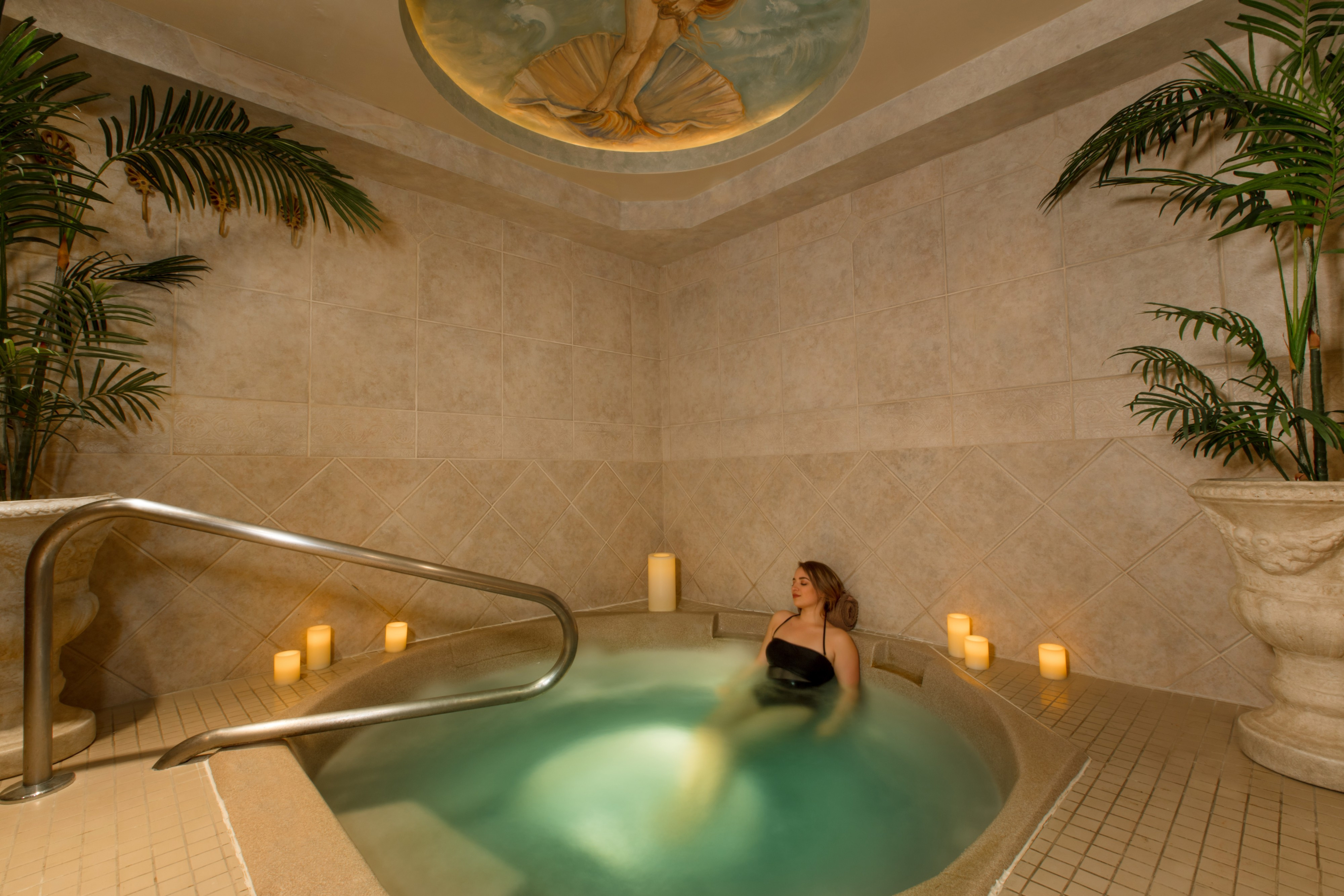 Voted Best Spa In Las Vegas Escape To Serenity Spa At Westgate Las Vegas