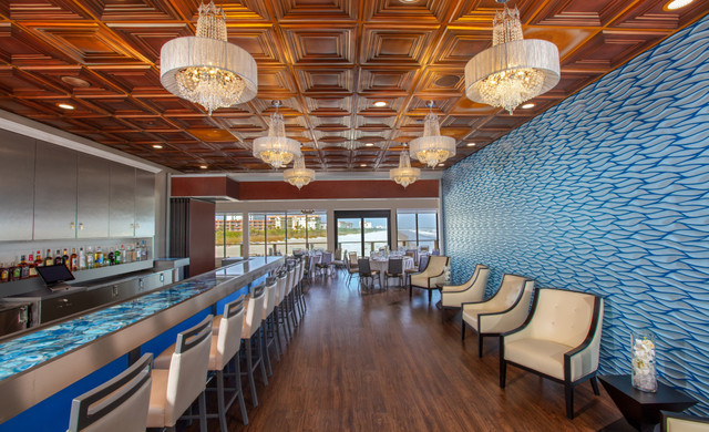 Group Meeting Venues at our Hotel near Cocoa Beach and Westgate Cocoa Beach Pier | Cocoa Beach Pier Meeting Space Bar