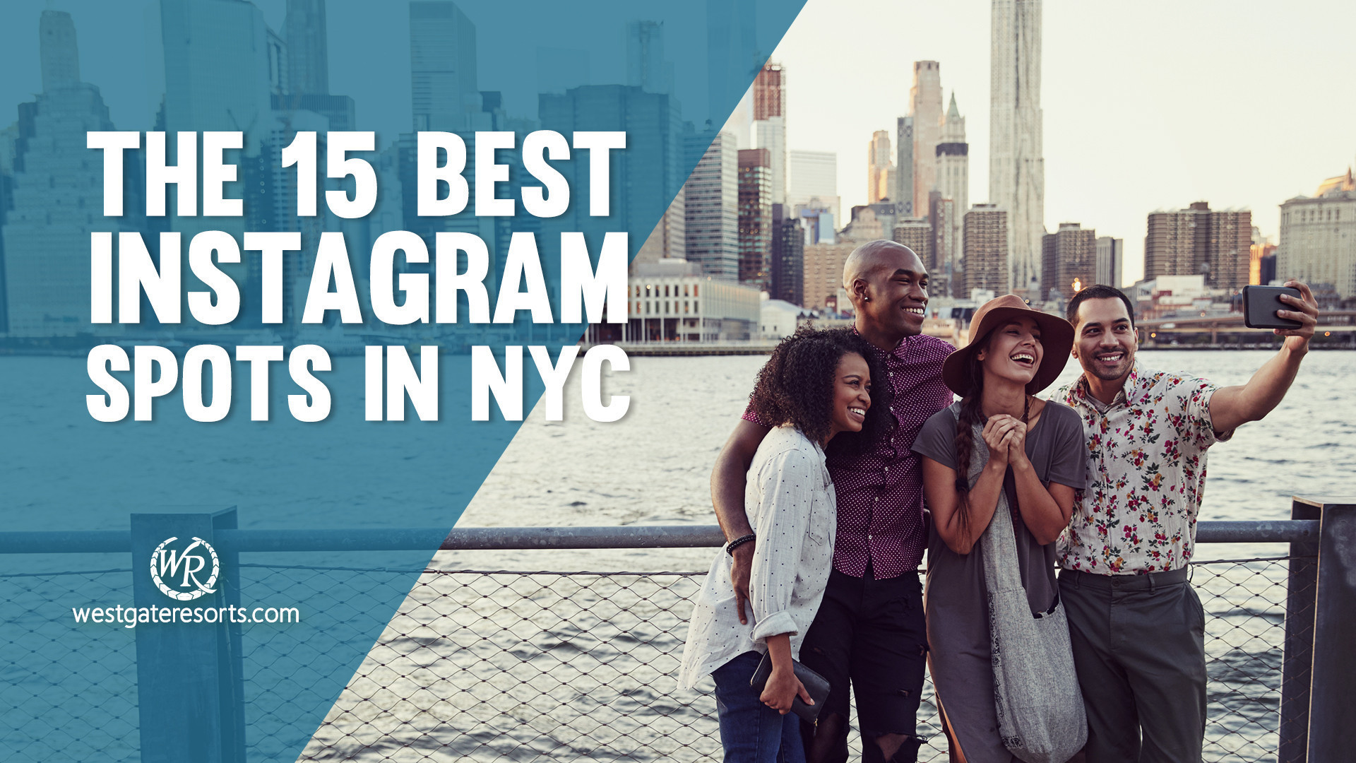 People Trying The 15 Best Instagram Spots In NYC | NYC Instagram Spots Near Westgate New York City