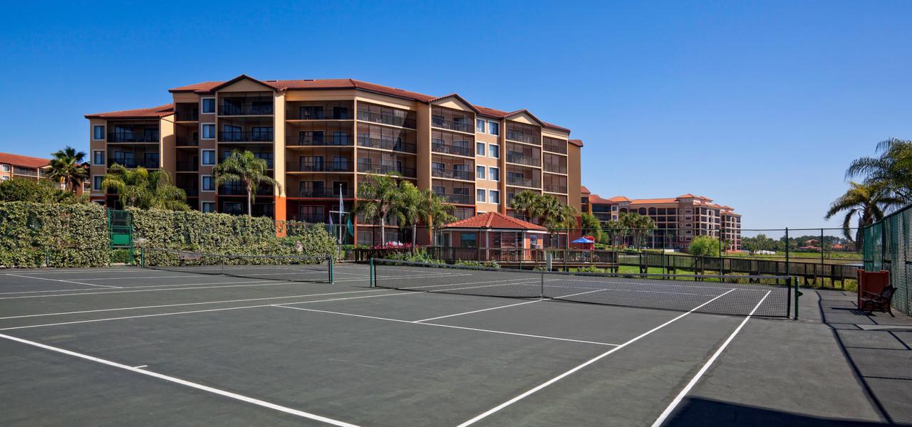 Basketball Tennis Courts Westgate Lakes Resort Spa In Orlando Florida Westgate Resorts