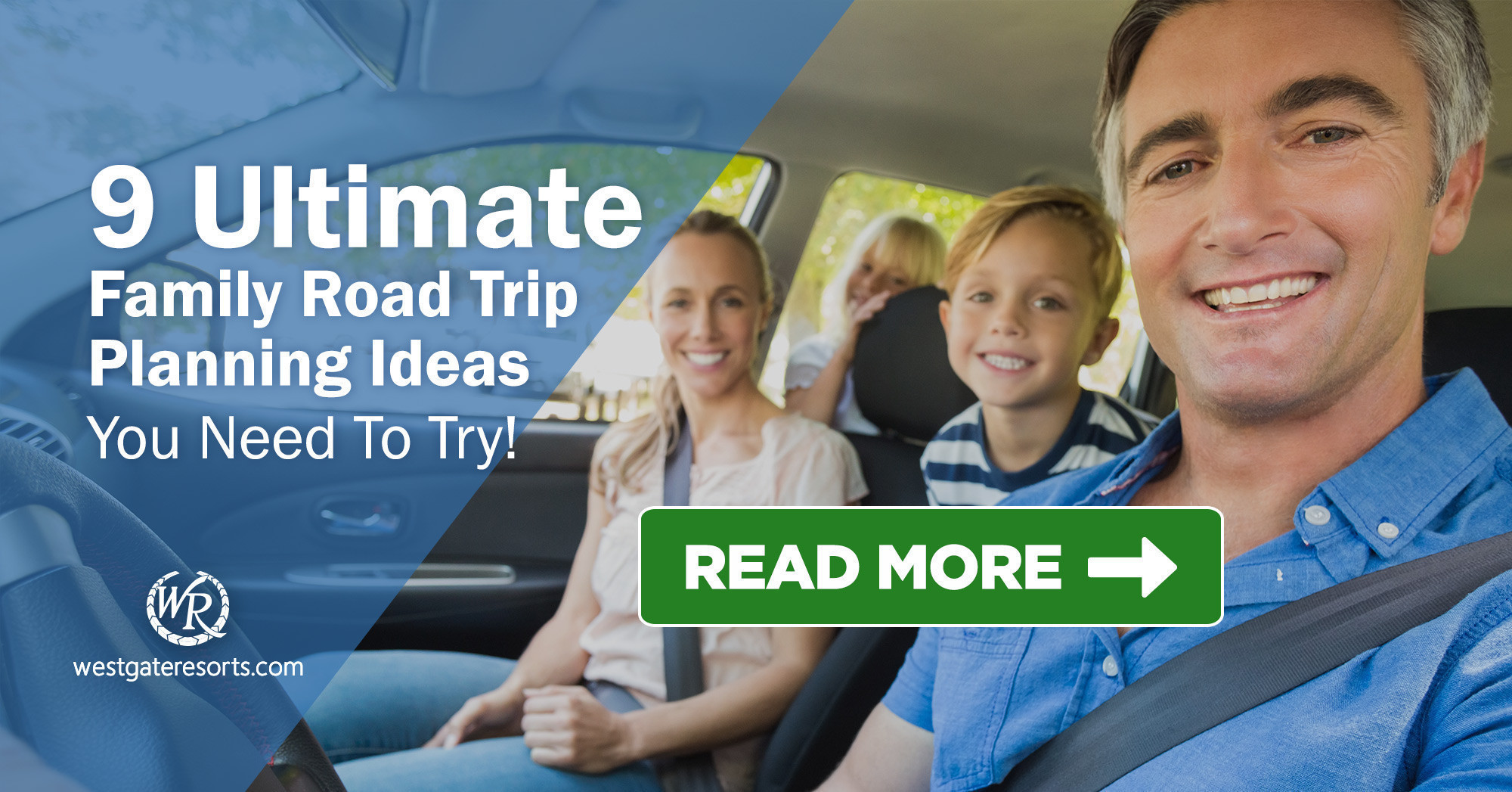 9 Ultimate Family Road Trip Ideas You Need To Try! | Best Family Road Trips | Westgate Resorts