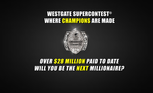 Westgate SuperBook at our Las Vegas Hotel and Casino | Westgate SuperContest