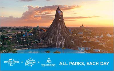 Universal's Volcano Bay Water Theme Park