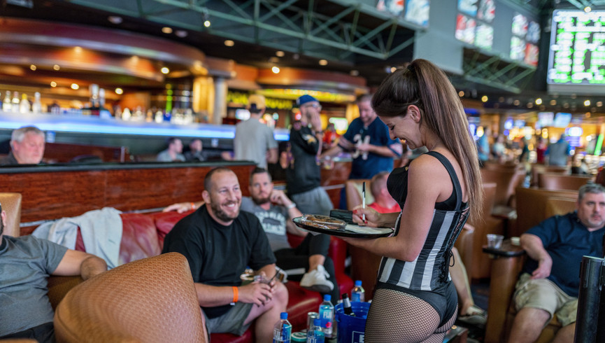 Las Vegas Hotel and Casino with the Best Las Vegas Hotel Deals | Race & Sports Book