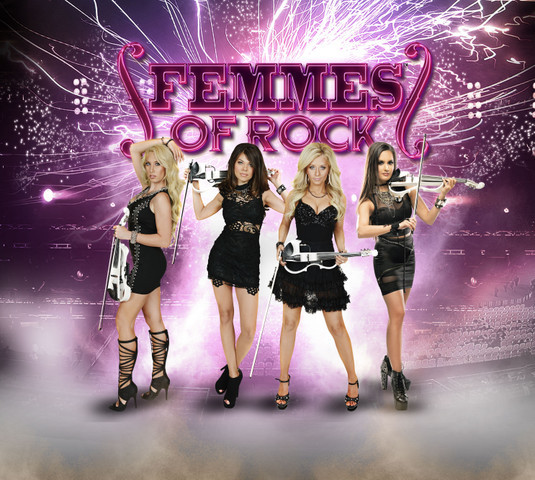 The Femmes of Rock have rocked audiences worldwide with their blistering solos and unique arrangements and will perform at the Westgate Las Vegas on Saturday, April 27; Saturday, May 4 and Saturday, May 11.