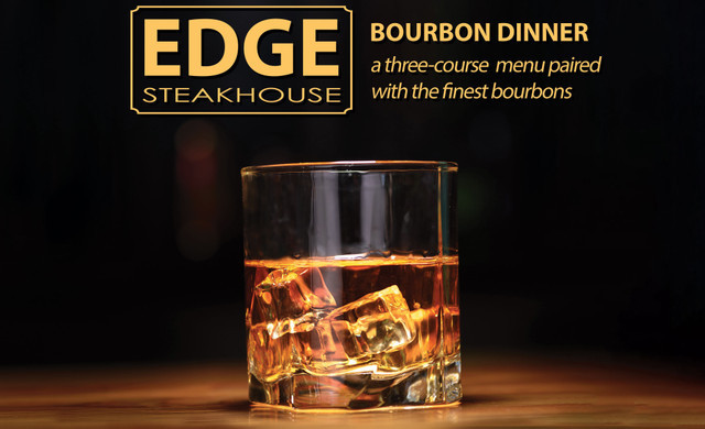 EDGE Steakhouse at our Las Vegas Hotel and Casino | Bourbon Dinner