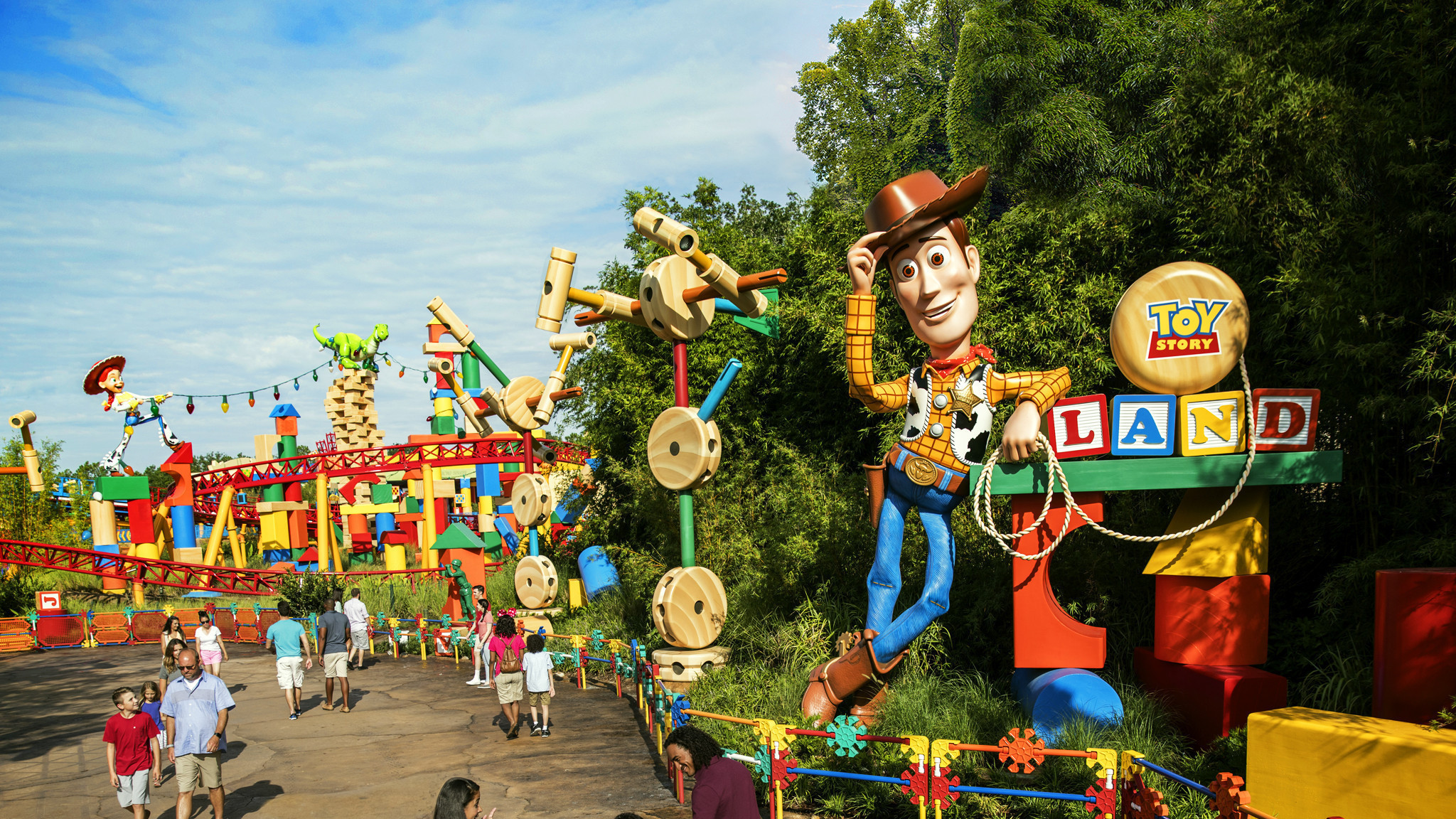 Experience the Most Magical Places in Orlando Like the Brand-New Toy Story Land at Walt Disney World's Hollywood Studios with a Spacious Westgate Resorts Villa Close to Theme Parks!