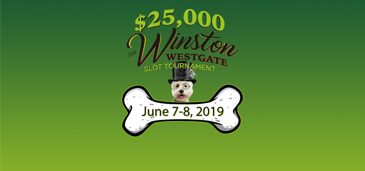 Win Big in Las Vegas with the Sir Winston Westgate $25,000 Slot Tournament at Westgate Las Vegas Resort & Casino