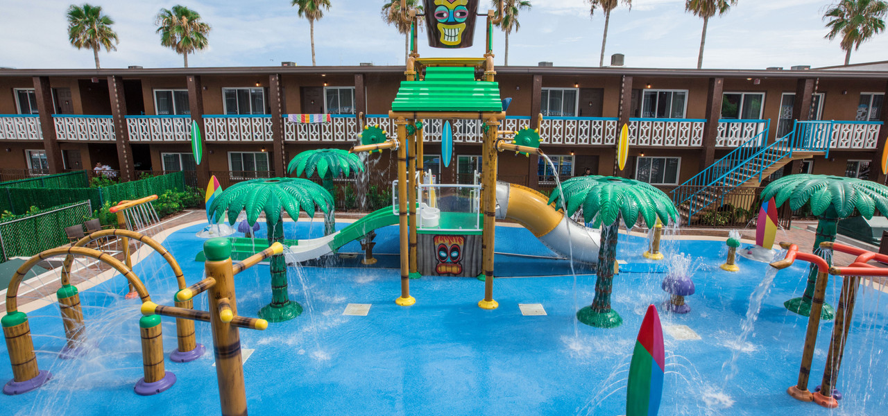 Water Parks Resort in Florida at our Hotel near Cocoa Beach | Water Park