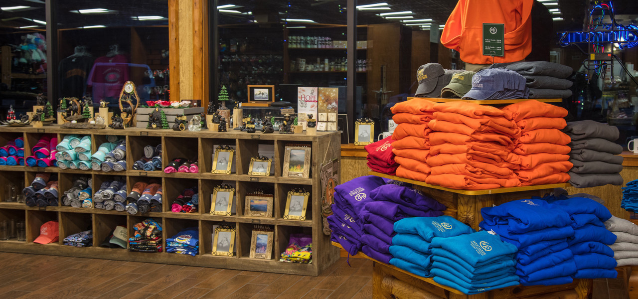 Marketplace at Our Gatlinburg Resort near the Smoky Mountains | Abundant Selection
