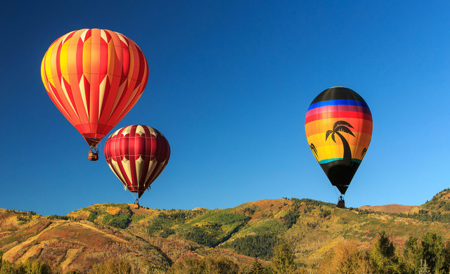 Park City, Utah Hotel and Ski Resort located near Park City Mountain | Hot Air Ballooning in Park City