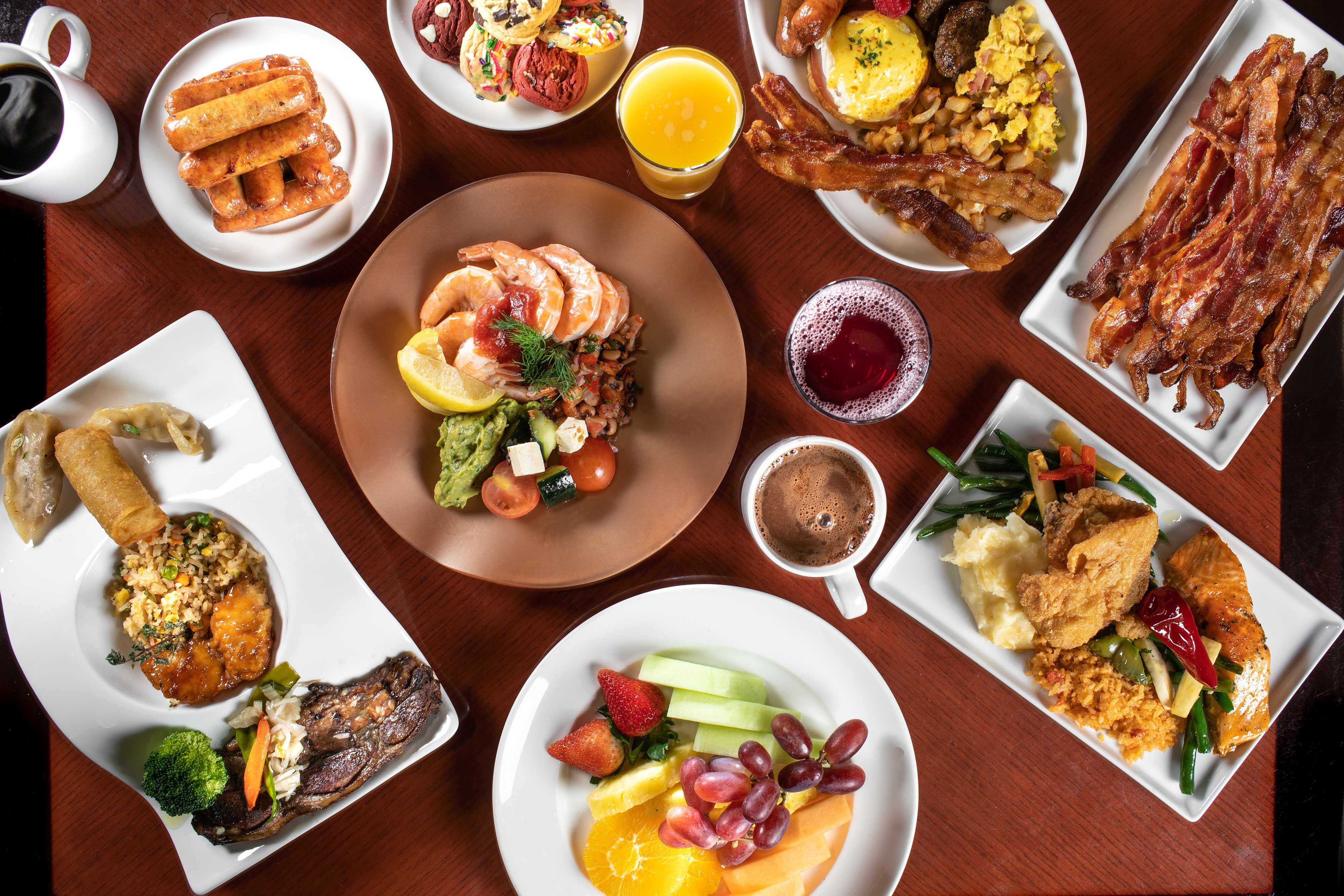 Vegas Buffet at our Hotel and Casino | Las Vegas Buffet Items