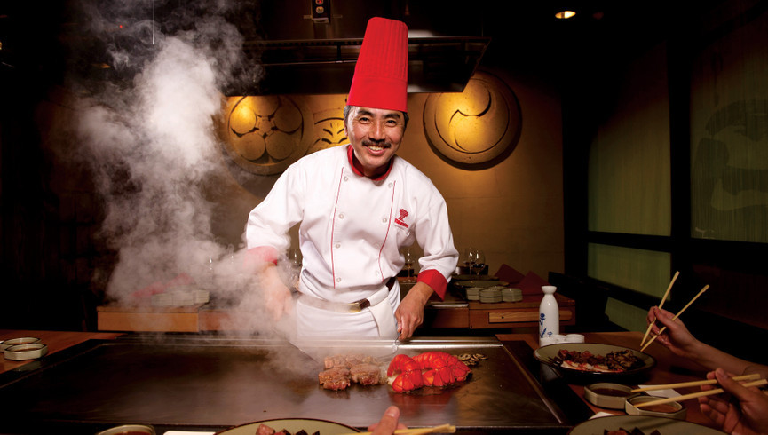 Dining at our Las Vegas Hotel and Casino | Benihana