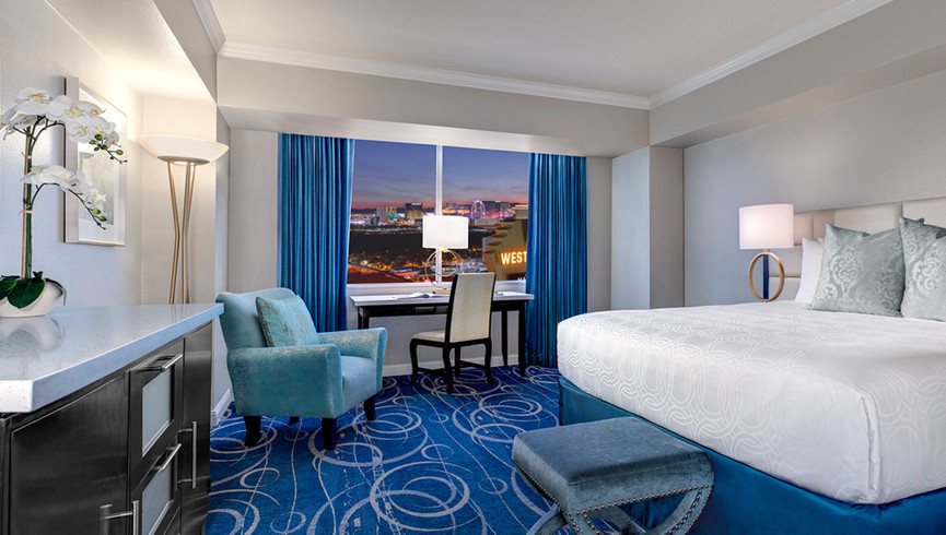 Luxe Room | Westgate Las Vegas Resort