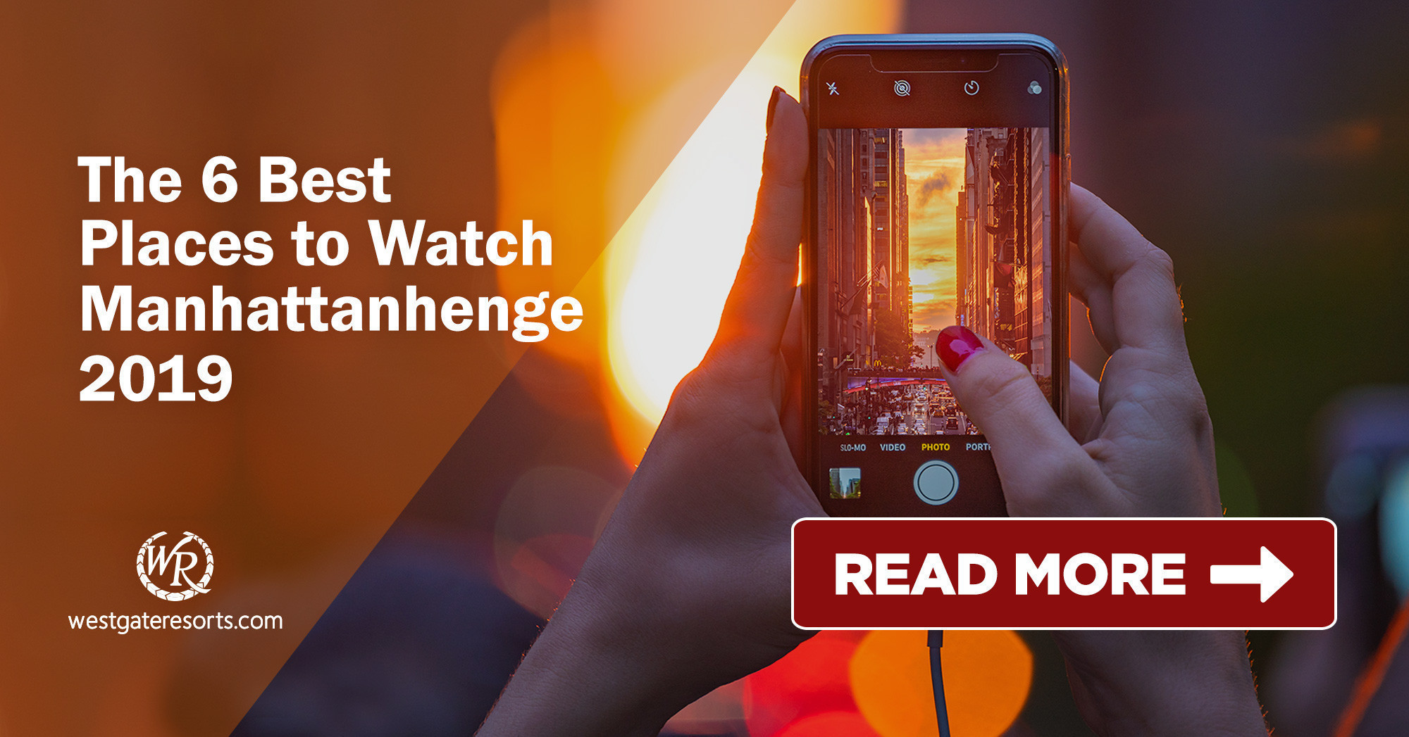 The 6 Best Places to Watch Manhattanhenge 2019 for Photos of Manhattanhenge and Best Views in NYC!