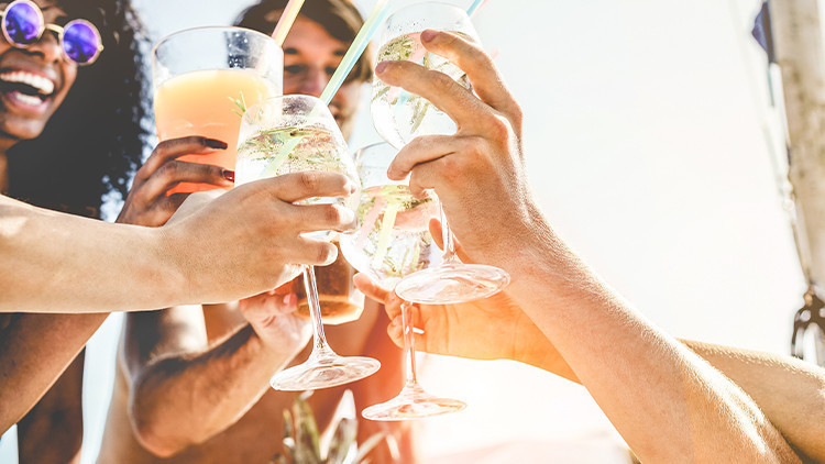 Alcohol In Moderation | How Not To Get Sick on Vacation: How to Save Your Getaway from Ill-Timed Illness