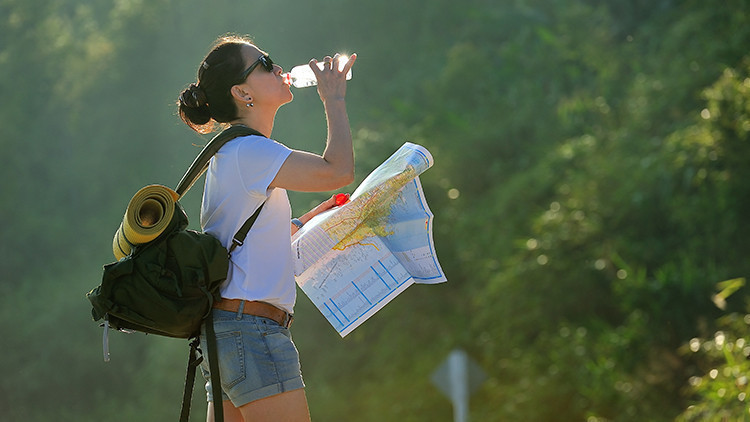 Staying Hydrated | Getting Sick on Vacation: How to Save Your Getaway from Ill-Timed Illness