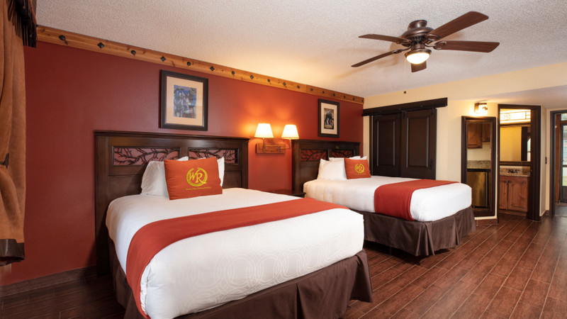 Accommodation Option -   deluxe-lodge-suite