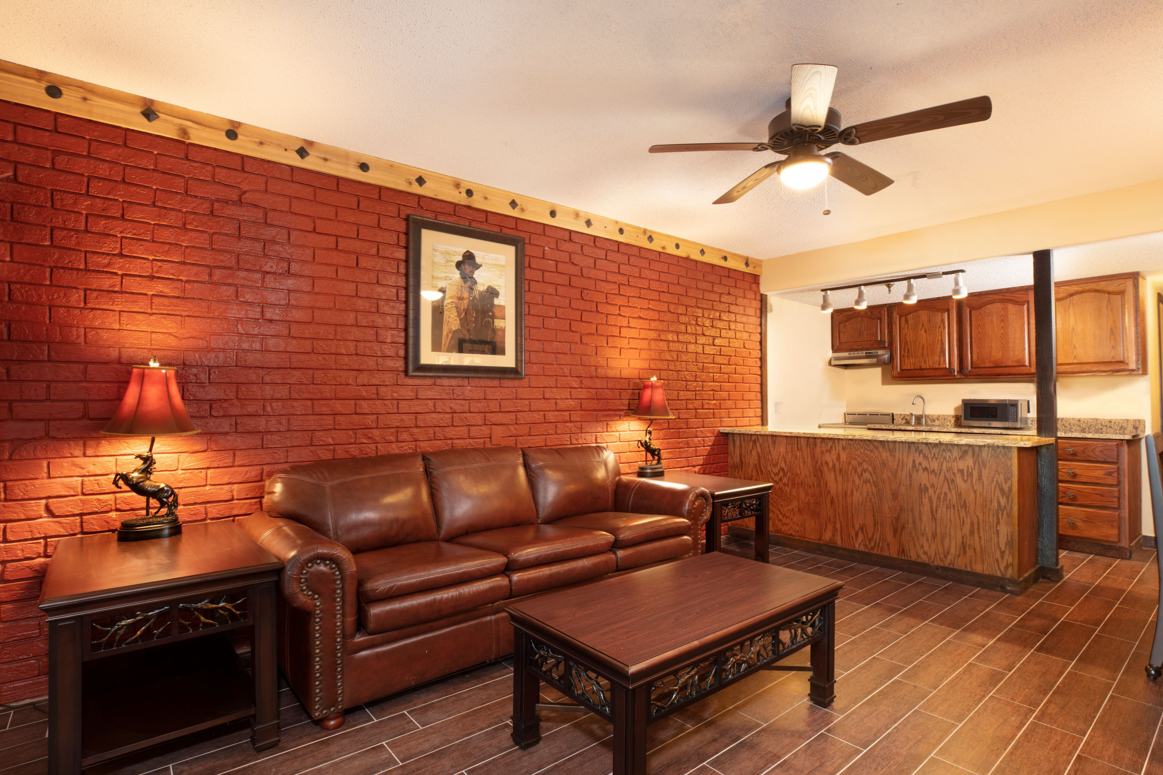 Deluxe Accommodations at an Authentic Florida Dude Ranch | Premium Lodge
