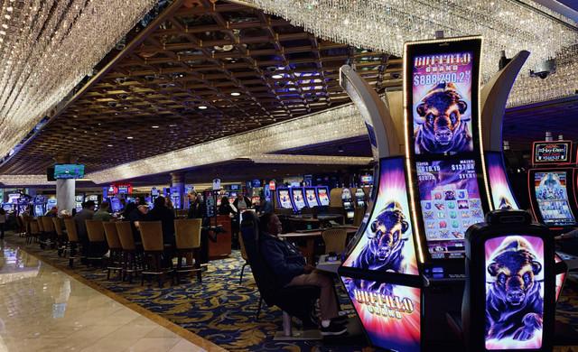 Westgate Las Vegas Resort & Casino | Casino Floor