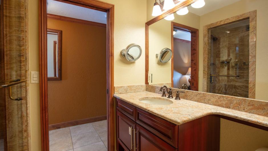 Bathroom in our Luxury Suite in our Park City Resort in Utah   Westgate Park City Resort & Spa   Westgate Ski Resorts
