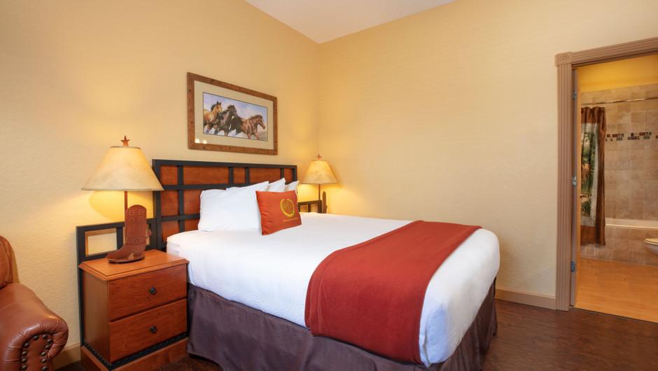 Saddle Club Studio Cabin |  Westgate River Ranch Resort & Rodeo | Westgate Resorts