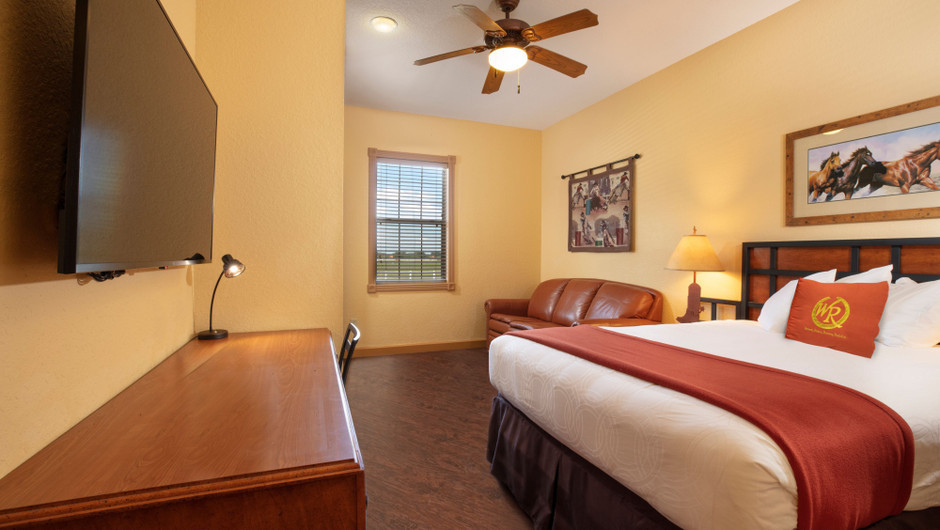 Saddle Club Studio Cabin -  Westgate River Ranch Resort & Rodeo