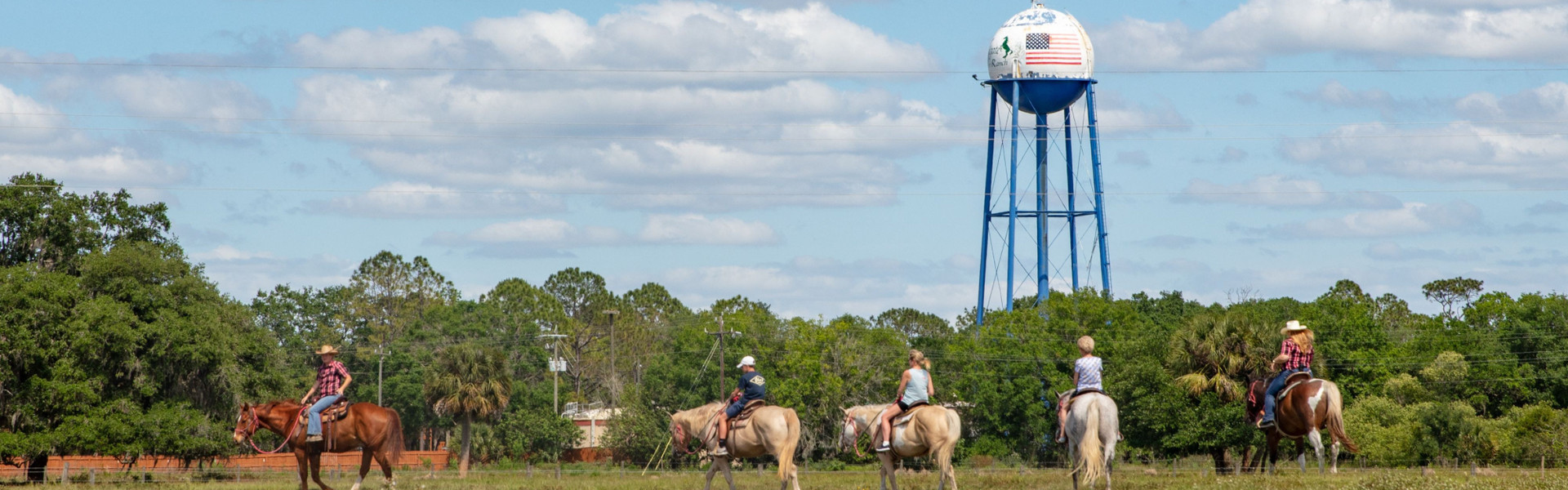 Horseback Riding Orlando Florida | Guided Trail Ride