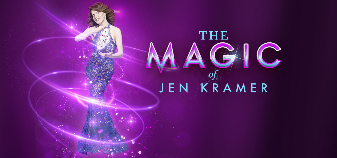 Thrill to the the Magic of Jen Kramer Comedy & Magic Show