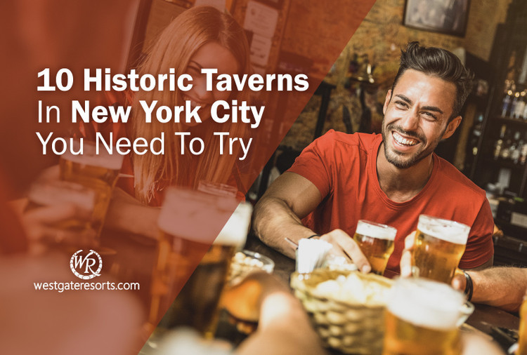 Historic Taverns In New York City