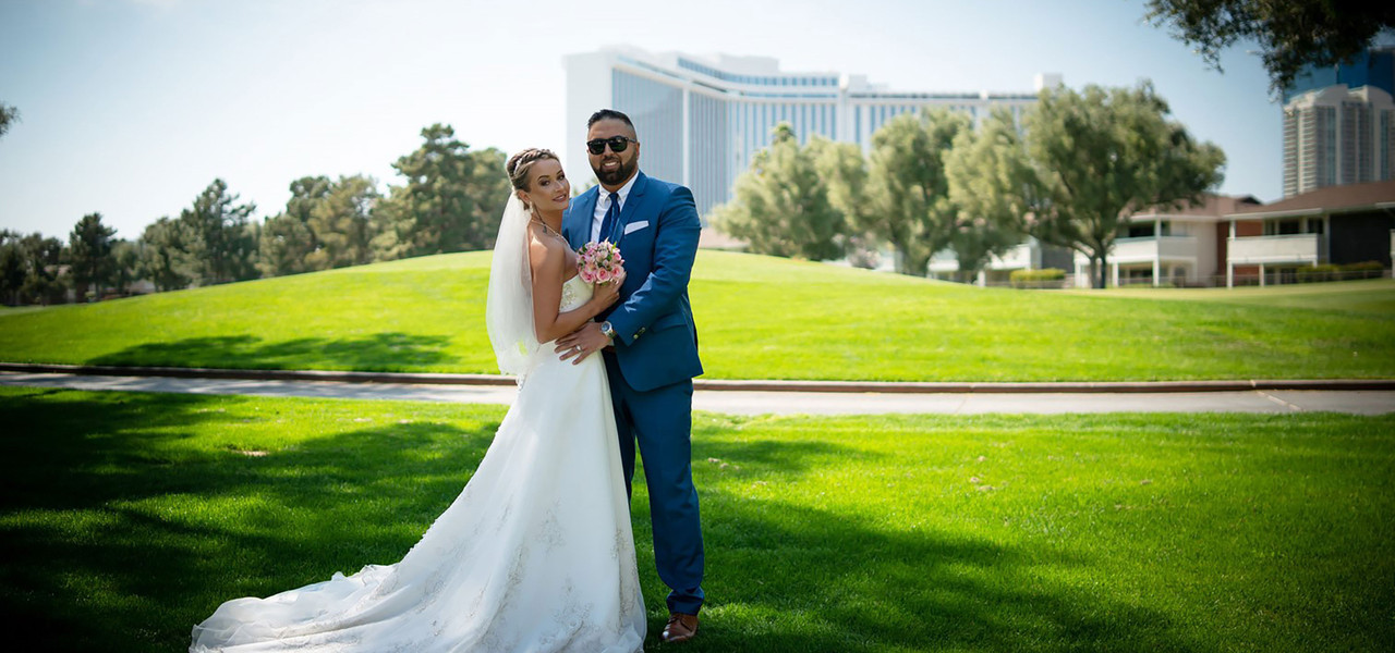 Bride and groom | Westgate Las Vegas