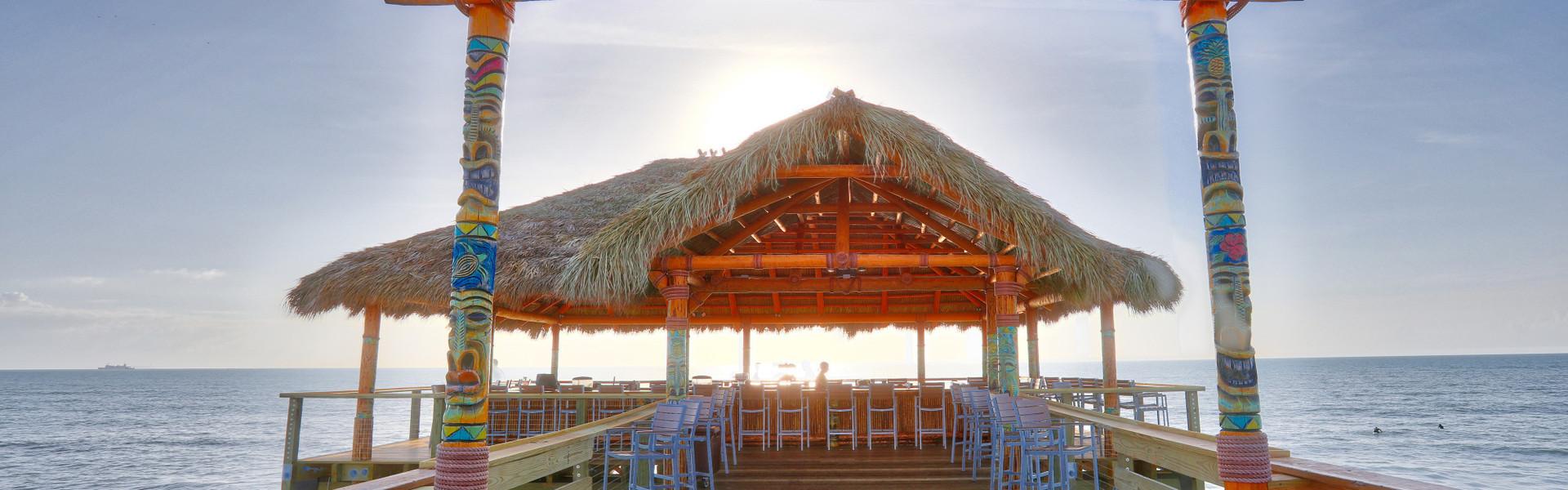 Rikki Tiki Tavern at Westgate Cocoa Beach Pier near our Cocoa Beach Hotel