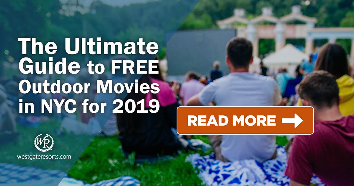 The Ultimate Guide to Free Outdoor Movies in NYC for 2019