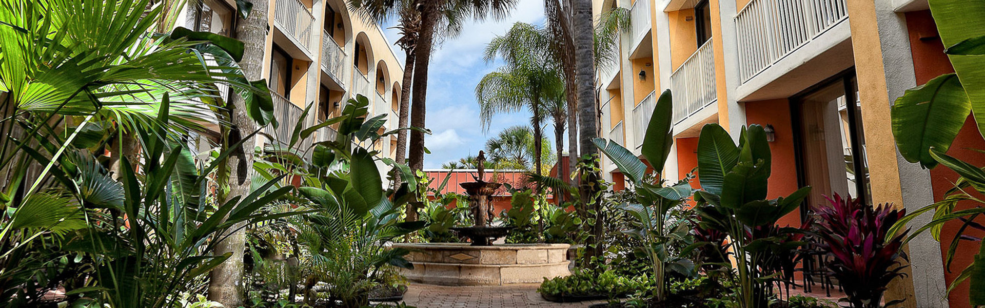 Courtesy Hotel Room Block For Weddings - Exterior of Westgate Lakes Resort & Spa