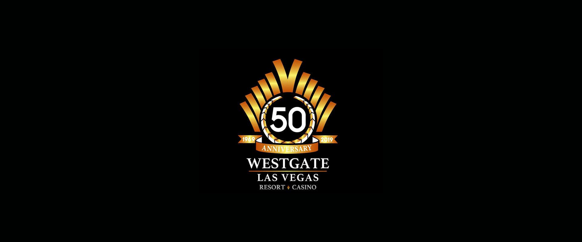 Celebrate 50 years of Legendary Vegas Fun with Westgate Las Vegas Resort & Casino.