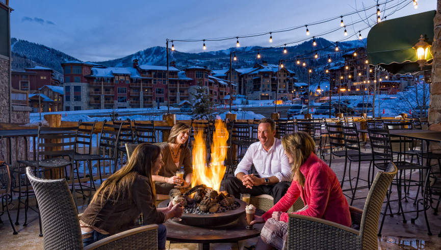 Best Things To Do In Park City Utah | Firepit With Friends