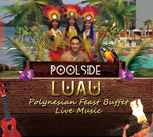 Las Vegas Poolside Blu Hawaii Polynesian Luau | Westgate Las Vegas Resort & Casino