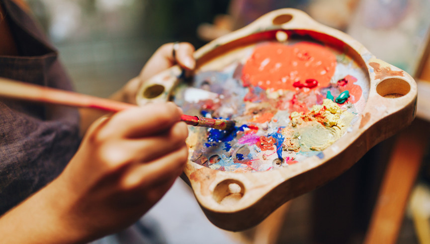 Fun Things To Do In Park City Utah With Kids | Art Classes Near Our Park City Hotel