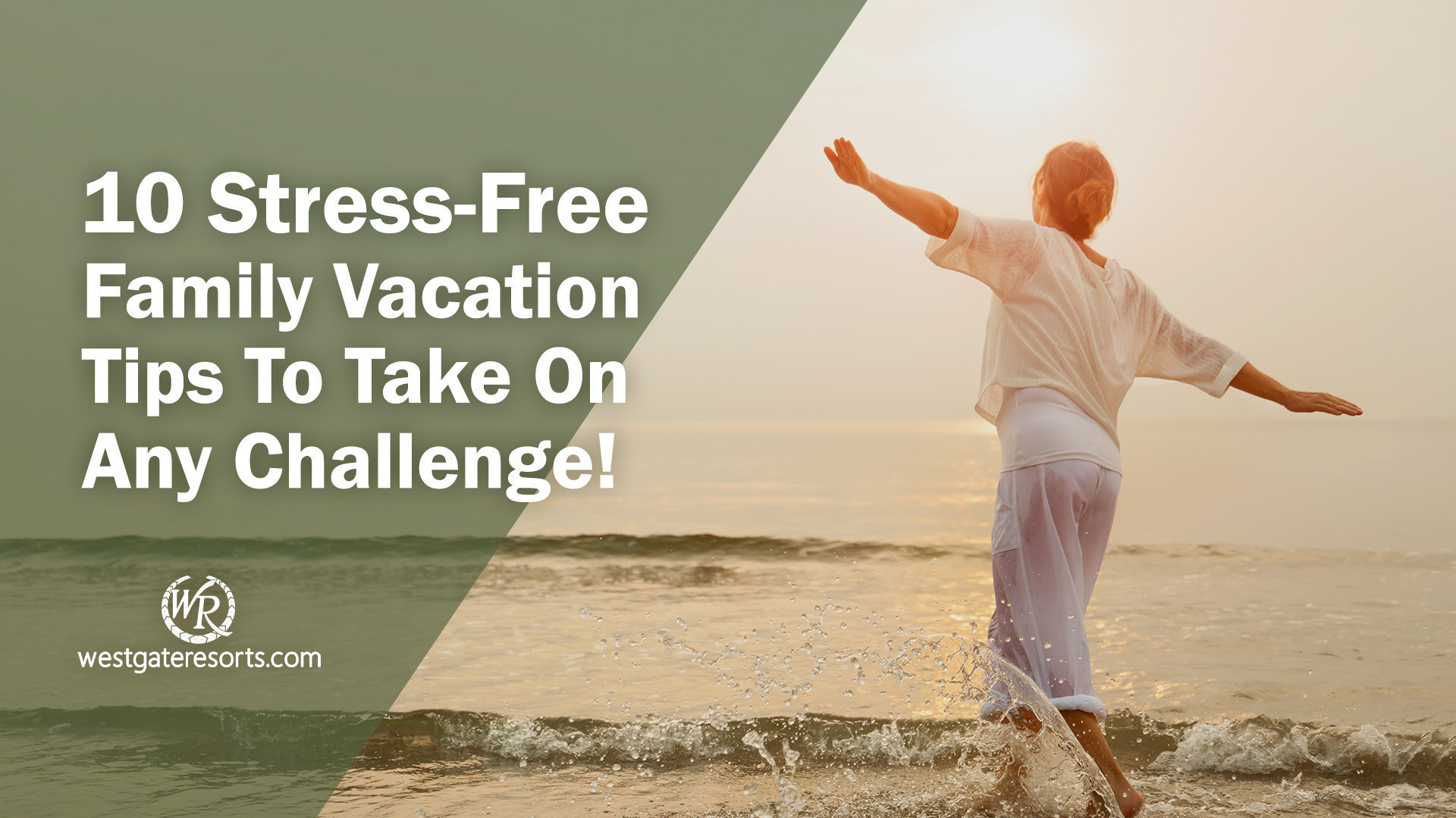 10 Stress-Free Family Vacation Tips To Take On Any Challenge! | Stress Free Family Vacations