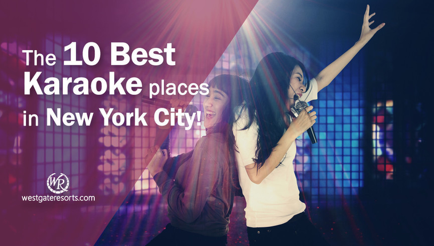 Karaoke Bars In NYC