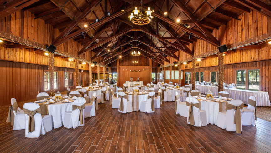 Longhorn Center Meeting Space for Weddings & Group Events | Westgate River Ranch Resort & Rodeo